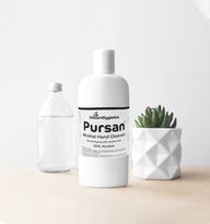 Pursan 70% Alcohol Hand Cleanser 450ml with Moisturiser