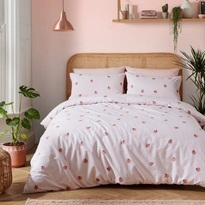 SkinnyDip Peachy Duvet Cover Set