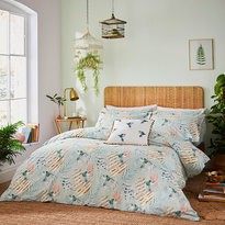 Fat Face Paradise Parrot Bedding