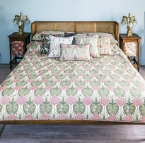 Angel Strawbridge Bedding Set Lily Garden Reversible