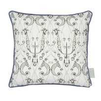 Angel Strawbridge Cushion Le Chateau Des Animaux