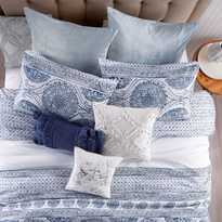 Peri Home Matelasse Medallion Bedding