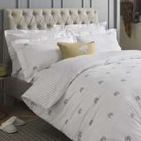Sophie Allport ZSL Elephant Duvet Set Single