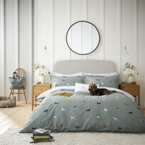Sophie Allport Fetch Duvet Cover Set King