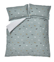 Sophie Allport Fetch Duvet Cover Set Super King