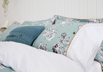 Joules Imogen Blue Bedding Set Single