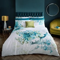 Voyage Maison Wimborne Teal Duvet Cover Set King