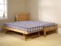Friendship Mill 2-in-1 Guest Bed with Mattresses
