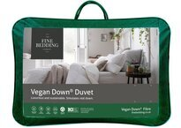 Fine Bedding Co Vegan Down 10.5 Tog Duvet Super King