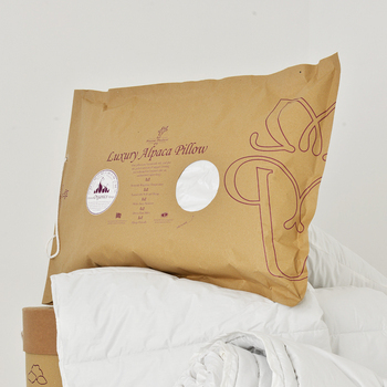 Penrose Organic Alpaca Wool Pillow