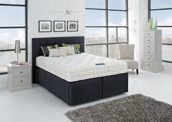 Hypnos Orthocare 10 Divan Bed - Extra Firm