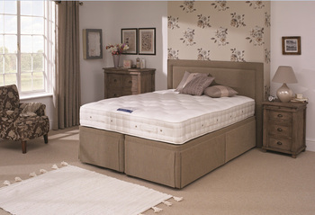 photo of Hypnos Orthocare 6 Divan Bed Extra Firm