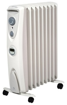 Dimplex Electric Oil Free Column Heater 2KW With Timer