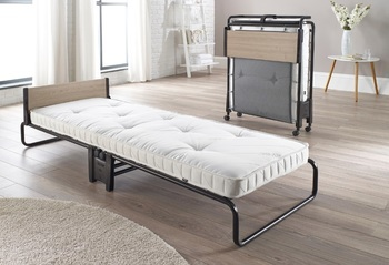 Jay-Be Revolution Folding Bed Pocket Sprung Mattress Single