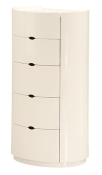 Lorna 5 Drawer Chest