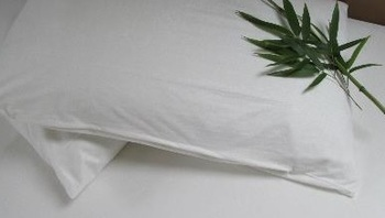 photo of Between The Sheets Bamboo Pillow Protectors