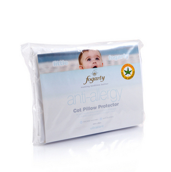 Little Fogarty Anti Allergy Cot Pillow Protector (Save ££s)