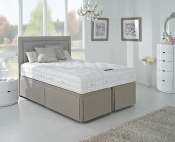 Hypnos Orthocare 12 Platform Top Divan Set Extra Firm