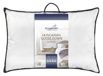 photo of Snuggledown Hungarian Goose Down Pillow