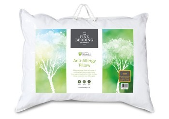 The Fine Bedding Co Anti Allergy Pillow