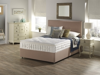 Hypnos Alto Pillow Top No Turn Mattress