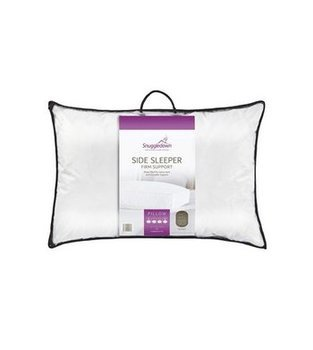Snuggledown Side Sleeper Pillow Firm