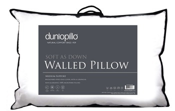 photo of Dunlopillo Soft As Down Walled Pillow
