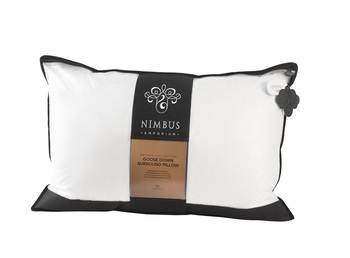 Nimbus Bronze Collection Goose Down Surround Pillow