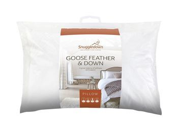 Snuggledown Signature Goose Feather & Down Pillow