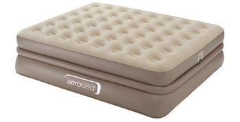 photo of Aerobed Luxury Collection Raised Air Bed - King