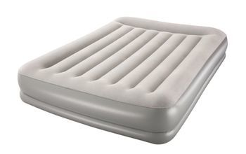Bestway Tritech Raised King Airbed Built In Ac Pump From