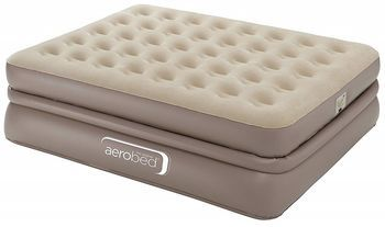 Aerobed Luxury Collection Double Raised Air Bed