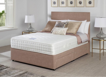 photo of Relyon Dreamworld Aurora Latex Gel Deluxe Mattress