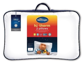 photo of Silentnight Soft And Snug Pillow 2 Pack