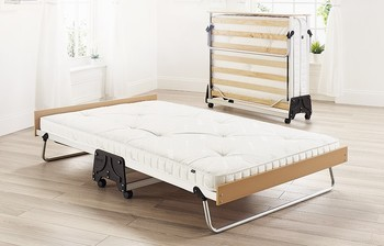 Jay-Be J-Bed Folding Bed With Pocket Sprung Anti Allergy Mattress, Small Double
