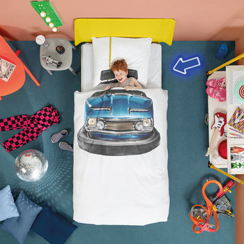 Snurk Bumper Car Duvet Set