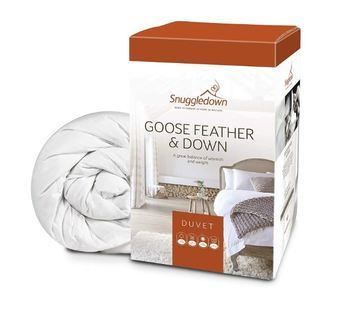 Snuggledown Signature Goose Feather & Down Duvet