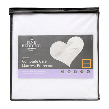 The Fine Bedding Co Complete Care Waterproof Mattress Protector