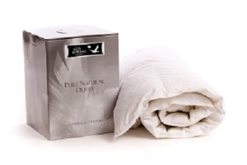 White Goose Feather & Down Duvet 13.5 Tog Soft Bedding Company