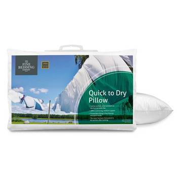 The Fine Bedding Company Quick To Dry Pillow