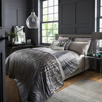 photo of Kylie Minogue Vari Duvet Cover - Mineral