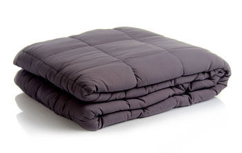 photo of Slumber 6.8kg Weighted Blanket Charcoal