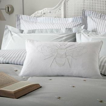 photo of Sophie Allport Bee Feather Filled Cushion