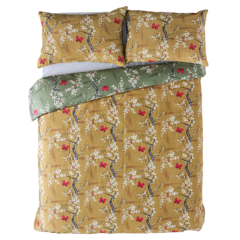 photo of Angel Strawbridge Bedding Set Blossom Reversible