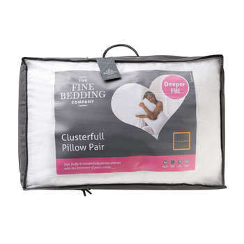 Fine Bedding Co Clusterfull Pillow Pair