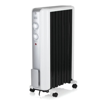 Black & Decker 2kw Digital Oil Fitted Radiator BXRA43001GB