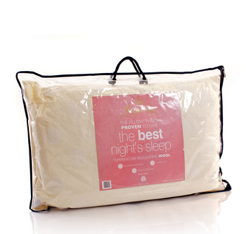 photo of Fogarty Best Night's Sleep Wool Pillow