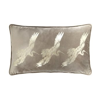 Laurence Llewelyn-Bowen Qing Filled Cushion Oyster