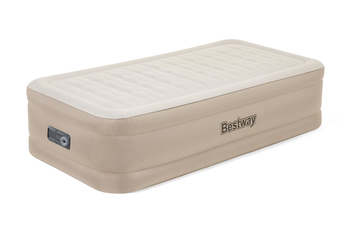 Bestway Fortech Airbed Twin Built-in AC Pump