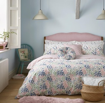 Cath Kidston Bluebell Duvet Cover Set King